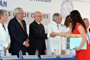 Egresan especialistas del Instituto Nacional de Ciencias Médicas y Nutrición
